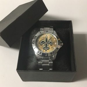 ▪️New Orleans Saints Watch With Box